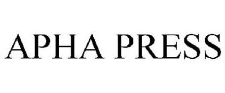 APHA PRESS