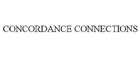 CONCORDANCE CONNECTIONS