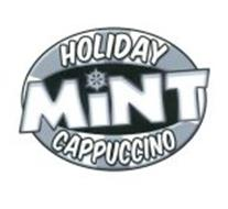 HOLIDAY MINT CAPPUCCINO