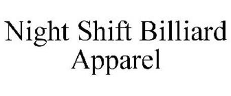NIGHT SHIFT BILLIARD APPAREL