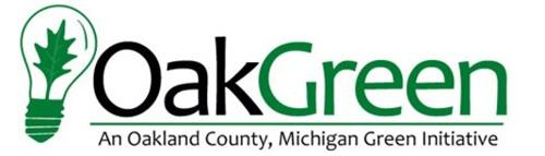 OAKGREEN AN OAKLAND COUNTY, MICHIGAN GREEN INITIATIVE