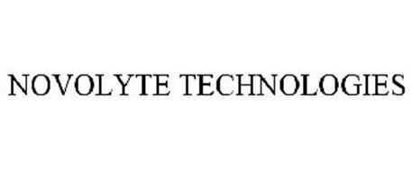 NOVOLYTE TECHNOLOGIES