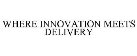 WHERE INNOVATION MEETS DELIVERY