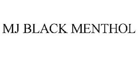 MJ BLACK MENTHOL