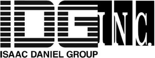 IDG ISAAC DANIEL GROUP INC.
