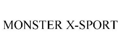 MONSTER X-SPORT