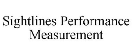 SIGHTLINES PERFORMANCE MEASUREMENT