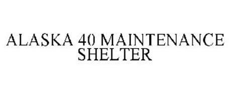 ALASKA 40 MAINTENANCE SHELTER
