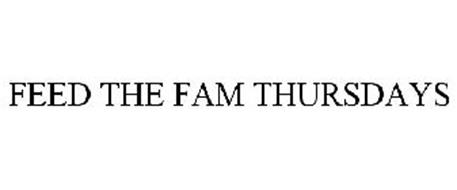 FEED THE FAM THURSDAYS