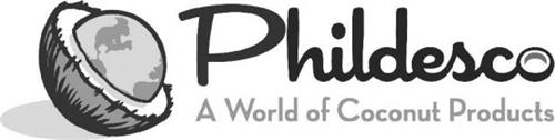 PHILDESCO A WORLD OF COCONUT PRODUCTS
