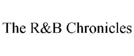 THE R&B CHRONICLES