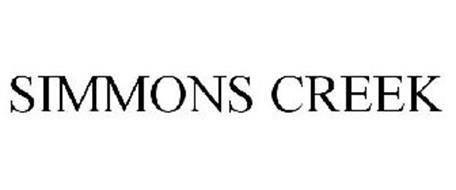 SIMMONS CREEK