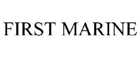 FIRST MARINE