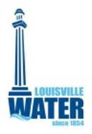 LOUISVILLE WATER SINCE 1854