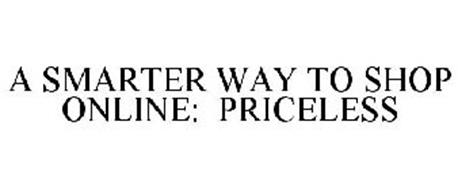 A SMARTER WAY TO SHOP ONLINE: PRICELESS