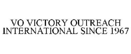 VO VICTORY OUTREACH INTERNATIONAL SINCE 1967