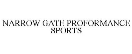 NARROW GATE PROFORMANCE SPORTS