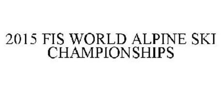 2015 FIS WORLD ALPINE SKI CHAMPIONSHIPS