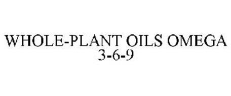 WHOLE-PLANT OILS OMEGA 3-6-9