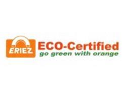 ERIEZ ECO-CERTIFIED GO GREEN WITH ORANGE