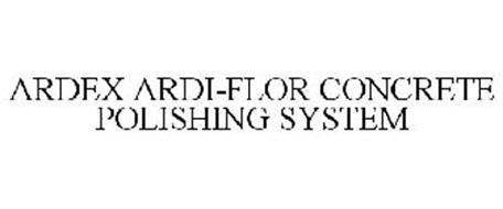 ARDEX ARDI-FLOR CONCRETE POLISHING SYSTEM