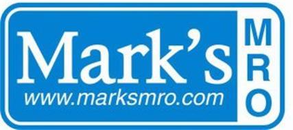 MARK'S WWW.MARKSMRO.COM MRO