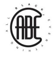 ABE ALL BLACK EVERYTHING