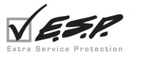 E.S.P. EXTRA SERVICE PROTECTION
