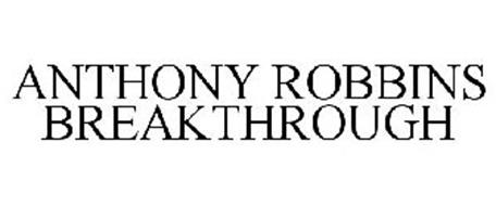 ANTHONY ROBBINS BREAKTHROUGH