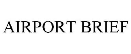 AIRPORT BRIEF