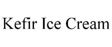 KEFIR ICE CREAM