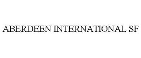 ABERDEEN INTERNATIONAL SF