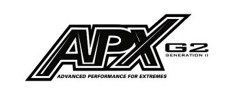 APX G2 GENERATION II ADVANCED PERFORMANCE FOR EXTREMES