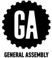 GA GENERAL ASSEMBLY