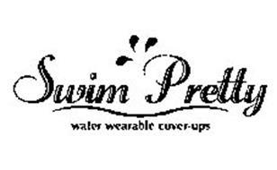 SWIM PRETTY WATER WEARABLE COVER-UPS