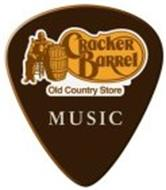 CRACKER BARREL OLD COUNTRY STORE MUSIC