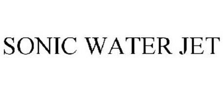 SONIC WATER JET