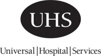 UHS UNIVERSAL HOSPITAL SERVICES