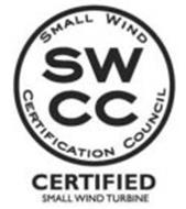 SMALL WIND CERTIFICATION COUNCIL SWCC CERTIFIED SMALL WIND TURBINE