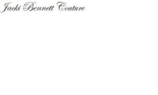 JACKI BENNETT COUTURE