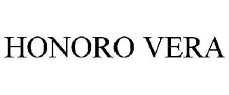 HONORO VERA