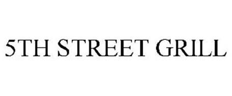 5TH STREET GRILL