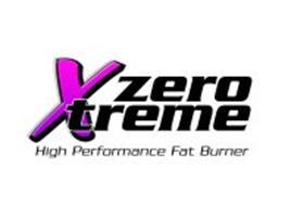 ZERO XTREME HIGH PERFORMANCE FAT BURNER