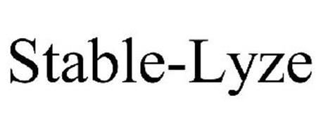 STABLE-LYZE