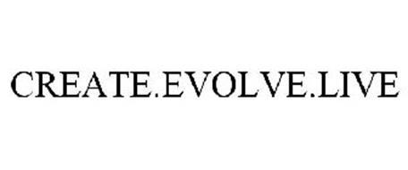 CREATE.EVOLVE.LIVE