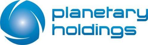 PLANETARY HOLDINGS
