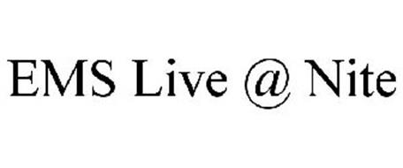 EMS LIVE @ NITE