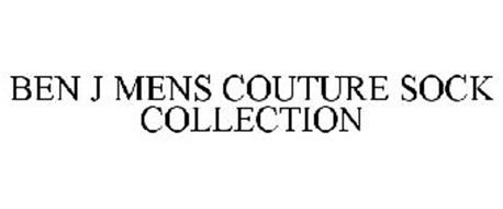 BEN J MENS COUTURE SOCK COLLECTION