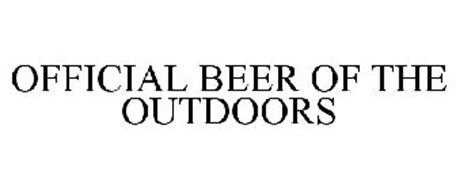 OFFICIAL BEER OF THE OUTDOORS