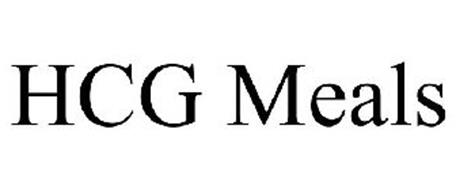 HCG MEALS